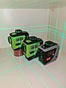 OSRAM діод 50м🡺Лазерний нівелір LanioN (Fukuda) 3D-EU+ШТАТИВ 1.2 м☝Професійна серія☝1 рік гарантія, фото 5