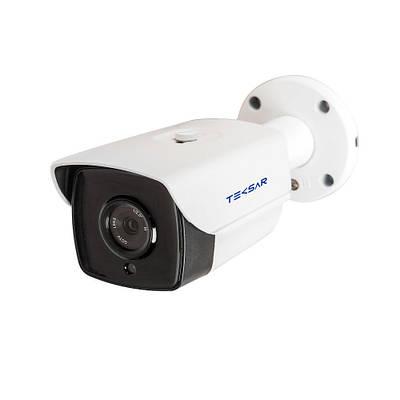 Видеокамера AHD уличная Tecsar AHDW-100F2M