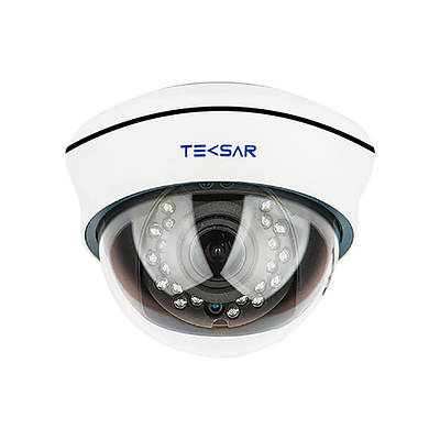 Відеокамера AHD купольна Tecsar AHDD-30V2M-in