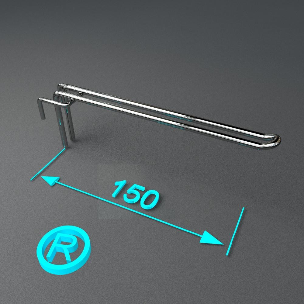 Крючок для торгового оборудования