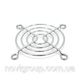 Решітка (гриль) для вентиляторів 60mm, Silver