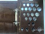 Колекційний альбом для монет СРСР регулярного карбування 1961-1991 рр ( капсюльный), фото 2