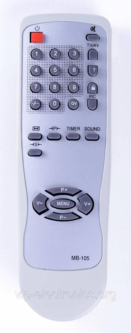 Пульт Hyundai MB-105 (TV) Nexon Akai Saturn