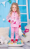 """Пижама детская для девочки """"Зима"""" 92,98,104,110,116 см"""