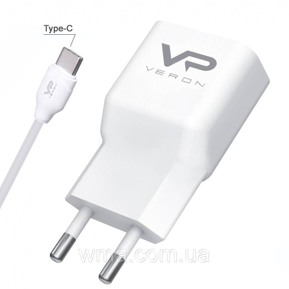 СЗУ Veron « AD-19C » QC2.0 Home Charger Set (Type C) -2A