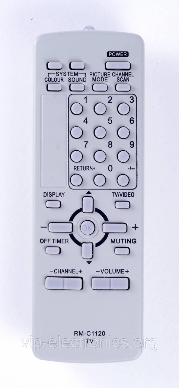 Пульт JVC  RM-C1120 (TV)
