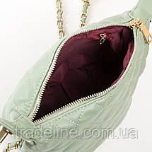 Сумка Женская Классическая иск-кожа FASHION 01-00 8669 green, фото 3