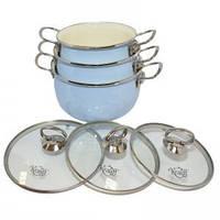 Набор посуды 6 предметов. Krauff 26-224-023