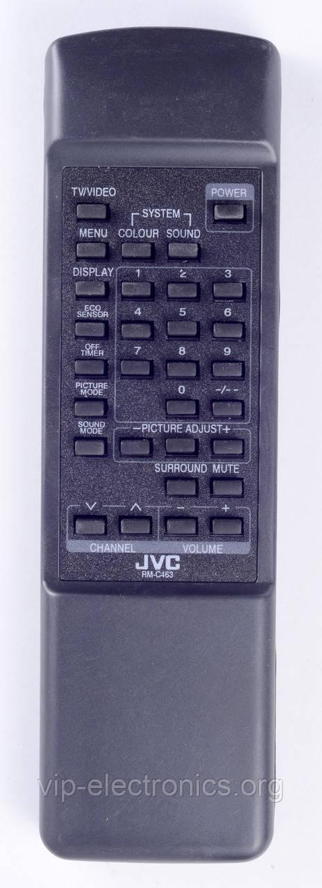 Пульт JVC  RM-C463 (TV) як оригінал