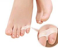 Фиксатор для лечения искривления пальцев на ноге