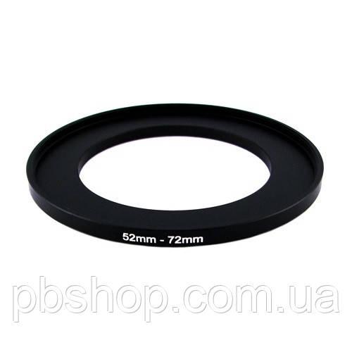 Підвищує степ кільце 52-72мм для Canon, Nikon