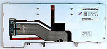 Клавіатура для ноутбука Dell Latitude E5420, E5430, E6320, E6330, E6420 EN c трекпадом і підсвічуванням чорна БУ