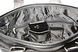 Мужская сумка POLO. Сумка портфель. Сумка ПОЛО. Стильный портфель. Сумка для офиса., фото 2
