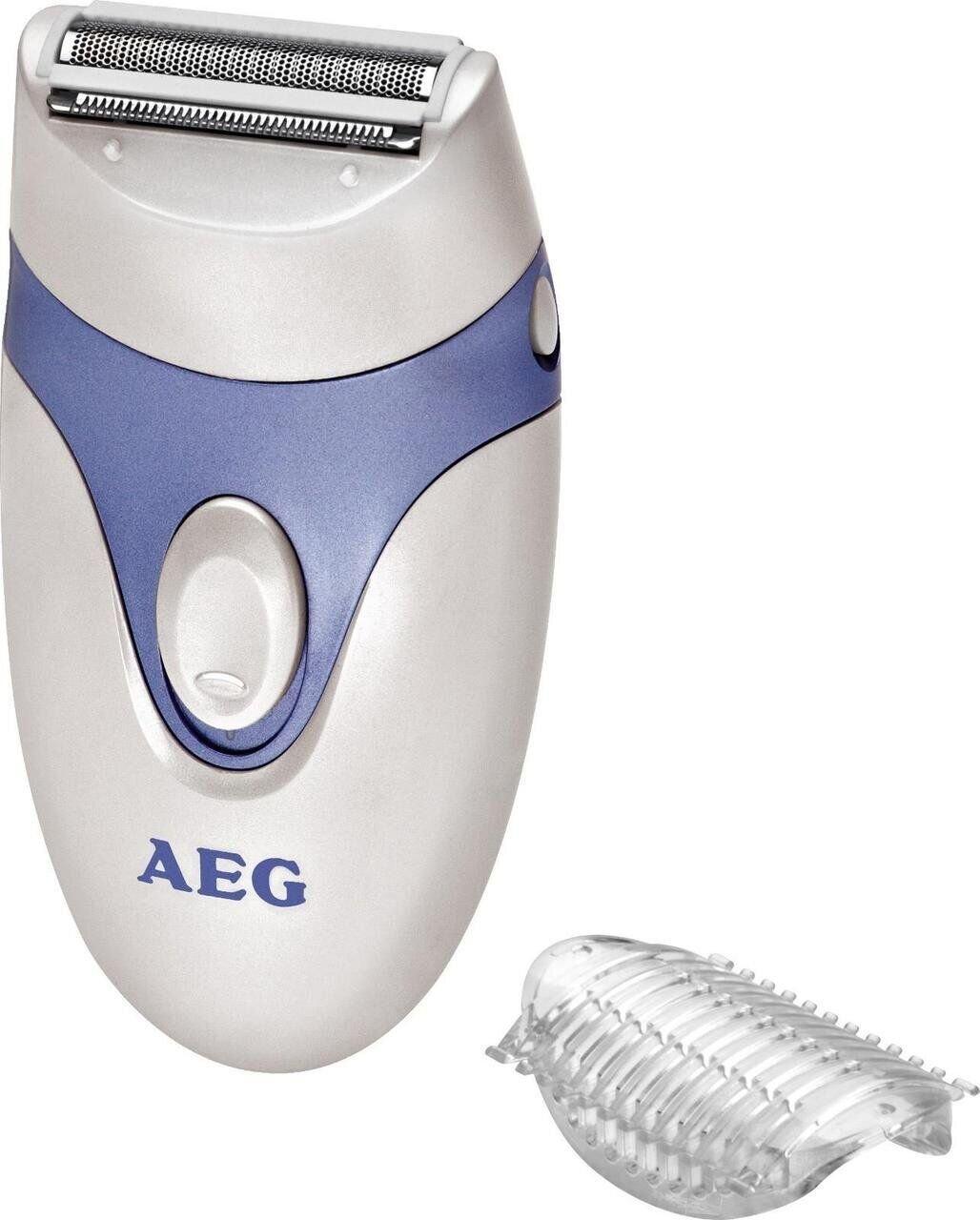 Електробритва AEG LS 5652 синий