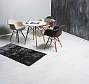 Стіл круглий білий на кухню, обідній стіл Signal Soho 80х80 см Білий (SOHOBBU)на букових ніжках, фото 3
