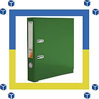 Папка - регистратор (сегрегатор) А4/50 Delta (зеленая-односторонняя)