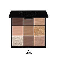 Палетка тіней для повік Sexy Eyeshadow Palette SPICES & CACAO