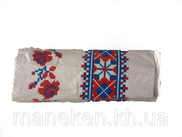 Скатерть полиетиленовая (105x200)  Вышиванка (25 шт)