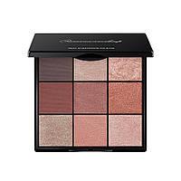 Палетка тіней для повік Sexy Eyeshadow Palette ROSE & PEONIES