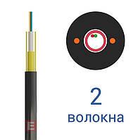 Кабель ОКТ-Д (1,0)П-2Е1 - 2 волокна (бывший Ecolight)
