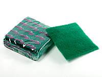 Губка для мытья посуды фибра Top Pack® 5шт/уп
