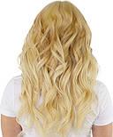 Трессы на заколках 50 см. Цвет #Блонд, фото 3