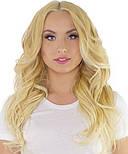 Трессы на заколках 50 см. Цвет #Блонд, фото 4