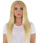 Трессы на заколках 50 см. Цвет #Блонд, фото 2