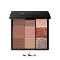 Палетка тіней для повік Sexy Eyeshadow Palette CHOCOLATE & COFFEE
