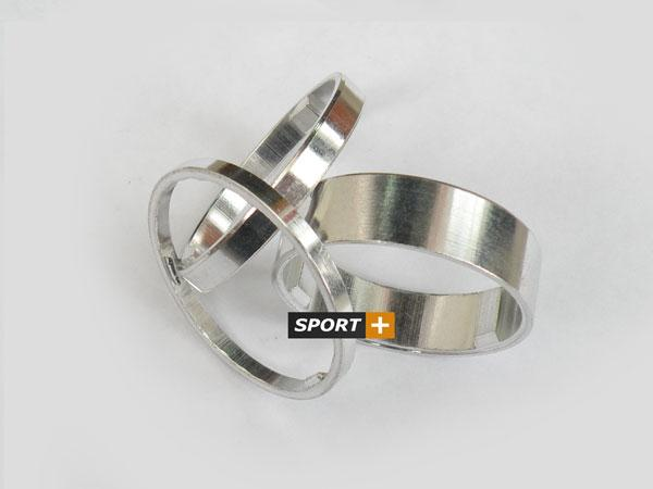 Кольцо проставочное X17 между звезд кассеты, 3мм, алюм. серебр.