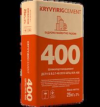 Цемент Криворожский М400Б ШПЦ IIІ/А 400 ТЕХНОЛОГІЧНИЙ ТА ЕКОНОМІЧНИЙ