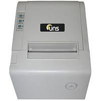 Термо принтер для чеков UNS-TP61.01E (Ethernet+RS232+USB), фото 1