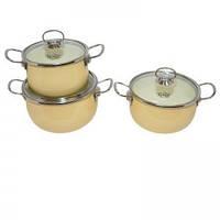 Набор  посуды 6 предметов. Krauff 26-244-024
