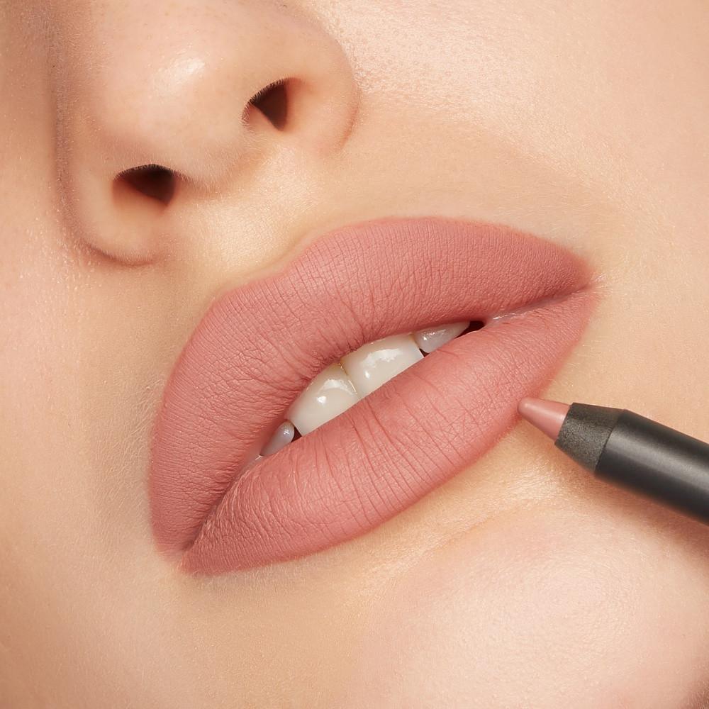 Romanovamakeup карандаш для губ Sexy Contour Lip Liner FIRST DATE