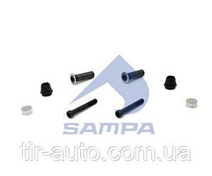 Ремкомплект направляющих суппорта Мерседес Sprinter/Vario, Ивеко Еврокарго HYDRAULIC ( Sampa ) 095.617