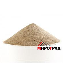Песок кварцевый сухой сеяный, 50 кг