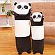 Оригінальна подушка Рretty panda, фото 5