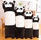 Оригінальна подушка Рretty panda, фото 4