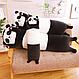 Оригінальна подушка Рretty panda, фото 2