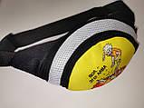 Качество отличное сумка на пояс GT-STARS Принт опт(много цветов логотипов Если заменять нельзя лучше не заказ), фото 3