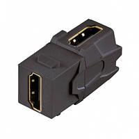 Модуль HDMI Keystone, черный, EPNew