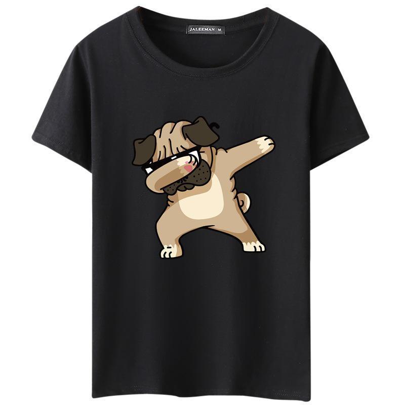 Стильная футболка с принтом