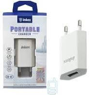 Зарядка для смартфона Inkax CD-42 1.2A + USB кабель
