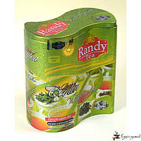 Зеленый чай RANDY «Белый сапфир» Green Tea GP ж/б 100г
