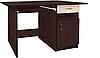 Стол письменный ДСП Пионер однотумбовый (плюс) (ширина 1000) МАКСИ-МЕбель
