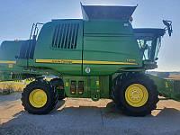 Зернозбиральний комбайн John Deere T660 2009 року