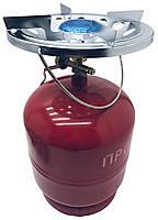 Газовий комплект ТУРИСТ 8 літрів 3 кВт