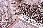 Коврик восточная классика ESFEHAN 4996A 1,2Х1,7 Темно-коричневый с бежевым прямоугольник, фото 3