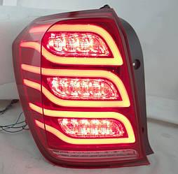 Ліхтарі Ravon R4 / Chevrolet Cobalt тюнінг Led оптика стиль 222