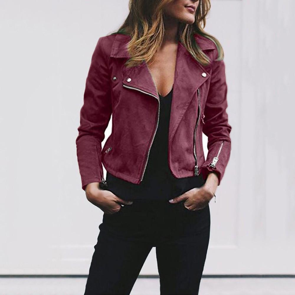 Стильна жіноча куртка-косуха